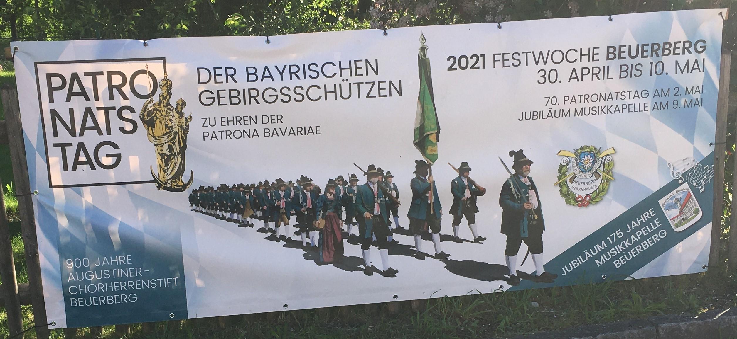 Patronatstag Beuerberg 2021